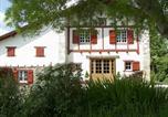 Hôtel Irissarry - Maison Anderetea-1