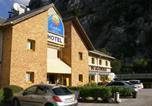 Hôtel Sassenage - Comfort Hotel Grenoble Saint Egreve-2