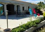 Location vacances La Palme - Villa Tranquille avec Piscine Privée-3
