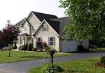 Location vacances Manchester - Adirondack Country Home-4