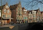 Hôtel Montfoort - B&B Stadslogement Oudewater-3