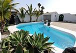 Location vacances La Asomada - Holiday home Los Llanitos Macher-3