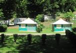 Camping avec Piscine Brantôme - Camping Le Roc de Lavandre-2