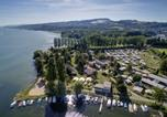 Camping  Acceptant les animaux Huanne-Montmartin - Camping Yverdon Plage-2