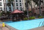 Location vacances Mandaluyong City - California Garden Square Condo-1