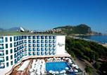 Hôtel Saray - Grand Zaman Beach Hotel-4