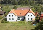 Location vacances Weißenkirchen in der Wachau - Landhaus Rossatz-1