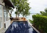 Location vacances Bo Phut - 3 Bedroom Villa Bangrak Beachfront-1