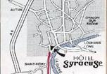 Hôtel Saint-Loup-de-Varennes - Hôtel Syracuse-2