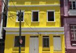 Hôtel Chili - Aereos Hostel-3