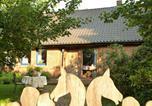 Location vacances Bad Essen - Atelier&Gästehaus Winkelshütten-1