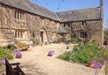 Hôtel Beaminster - Seaborough Manor Farmhouse-3