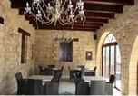 Location vacances Μύθημνα - Palazzo Loupassi Boutique Villas-4