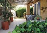 Location vacances Forcalqueiret - Three-Bedroom Holiday home Gareoult with a Fireplace 02-2