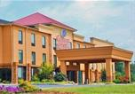 Hôtel Lenoir City - Comfort Suites Knoxville-1