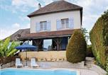 Location vacances Saint-Rabier - Holiday Home La Bachellerie-1