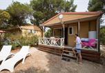 Camping avec Quartiers VIP / Premium Saint-Cyr-sur-Mer - Le Pascalounet-2