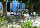 Hôtel Salles-d'Aude - Aux Pots Bleus-2