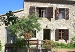 Location vacances Saou - Holiday home Les Andrivets-4
