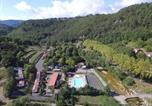 Camping avec Chèques vacances Montclar - Camping La Bernède-1