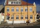 Hôtel Assens - Hotel Færgegaarden Faaborg-2