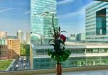 Location vacances Amstelveen - Luxurious apartment at Zuidas + Balcony with amazing view!-1