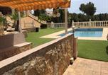 Location vacances La Nucia - Villa Sunset-1