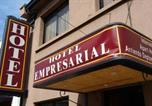Hôtel Los Ángeles - Hotel Empresarial-3