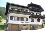Location vacances Weissensee - Haus Binder-2