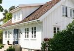 Location vacances Lillesand - Three-Bedroom Holiday home in Kristiansand 1-2