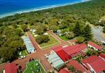 Location vacances Albany - Big4 Emu Beach Holiday Park-4