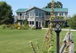 Location vacances Trenton - Moonlight On The Lake Bed & Breakfast-1