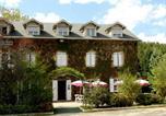 Hôtel Chaspinhac - Hotel Restaurant du Moulin de Barette-1