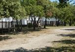 Camping avec Piscine Lagorce - Camping Les Silhols-1