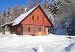 Location vacances Destné v Orlických horách - Roubenka Pod Lesem-3