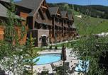 Villages vacances Island Park - Big Sky Resort Village Center-4