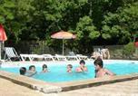 Camping avec Ambiance club Mirepoix - Camping Mas de Lastourg-1
