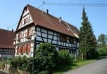 Location vacances Salmbach - House Seebach - 4 pers, 86 m2, 3/2-4