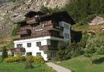 Location vacances Saas-Almagell - Apartment Foresta-1