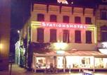 Hôtel Venlo - Stationshotel Venlo-4