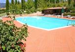 Location vacances Reggello - Apartment La Piscina Reggello-2