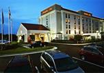 Hôtel Christiansburg - Hampton Inn Christiansburg/Blacksburg-2