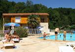 Camping avec Piscine Lavelanet - Flower Camping l'Arize-1