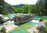 Villages vacances Châtillon-en-Diois - Vivacamp Le Lac Bleu-1