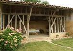 Location vacances Arzacq-Arraziguet - Maison De Vacances - Caumont-1
