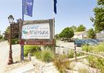 Camping avec Quartiers VIP / Premium Château-d'Olonne - Flower Camping Club La Grand' Métairie-2