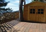 Location vacances Cantaron - Two-Bedroom Holiday home Cantaron 0 07-3
