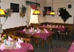 Hôtel Traunreut - Hotel Restaurant Florianistube-4