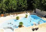 Camping Vieille ville d'Avignon - France Loc Camping Gorges du Gardon-4