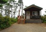 Villages vacances Seaside - Pacific City Camping Resort Cabin 9-1